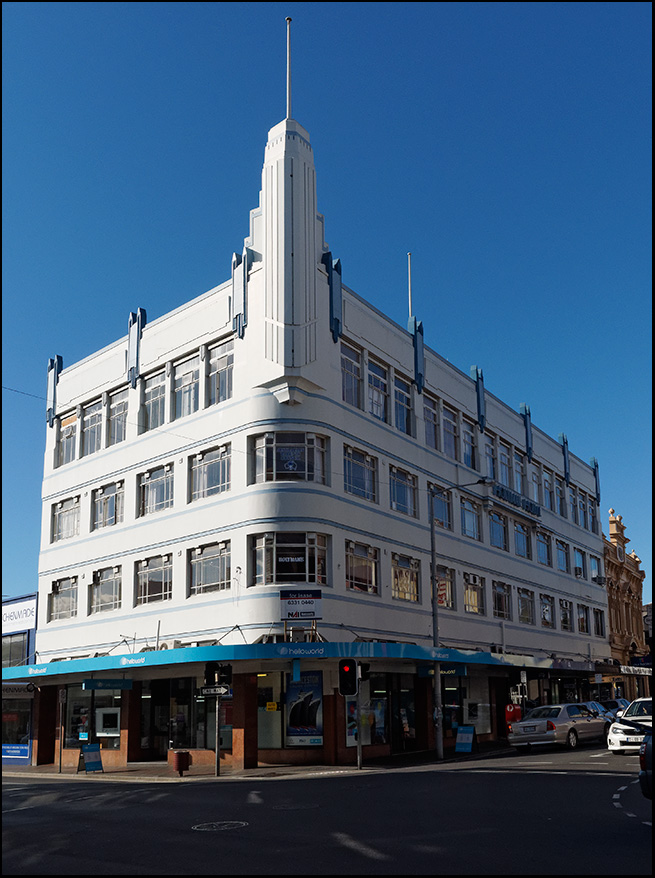 The Holyman Building Launceston Tasmania